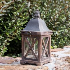 Stable Candle Lantern