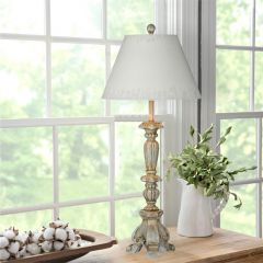 French Country Cottage Table Lamp