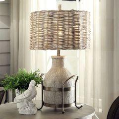 Dairy Farm Table Lamp