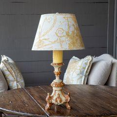 French Quarter Shade Lamp