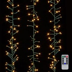 Cluster Holiday Lights