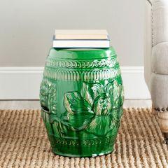 Chinese Dragon Ceramic Garden Stool