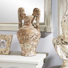 Antique Inspired Amphora Vase