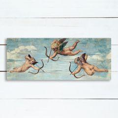 Cupid Trio Wall Art