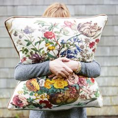 Gilded Garden Pillow Set of 2
