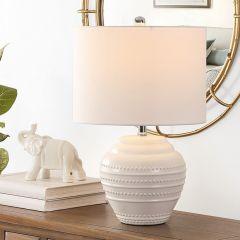 Elegant Contemporary Ceramic Table Lamp