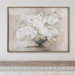 Blooming Bouquet Wall Art