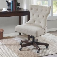 Classic Tufted Desk Chair