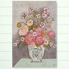 Bouquet in Vase Wall Art