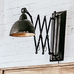 Accordion Light Wall Sconce
