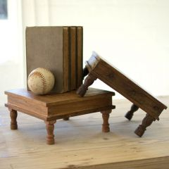 Recycled Wood Riser