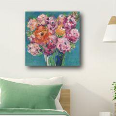 Bouquet Square Art