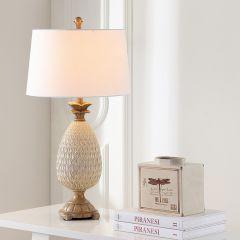 Coastal Living Pineapple Table Lamp Set of 2