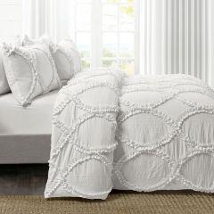 Fancy Frill Comforter Set