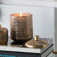 Lidded Fragranced Soy Wax Candle