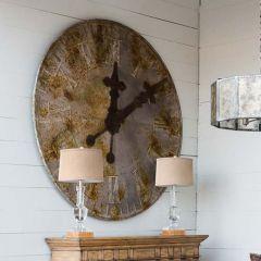 Rustic Decorative Clock Face