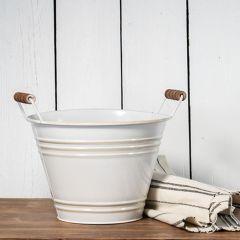 2 Handle Farmhouse Bucket