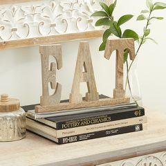 Tabletop Eat Sign