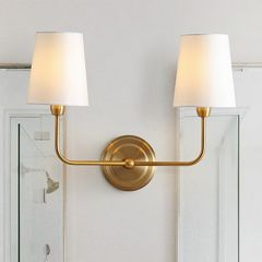 Classic Double Wall Sconce
