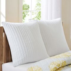 Quilted Classic Euro Sham
