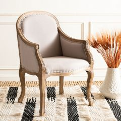 Simple Elegance French Country Armchair