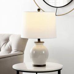 Clean and Classic Farmhouse Lamp