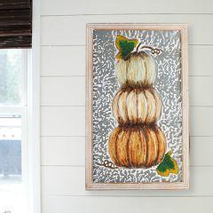 Pumpkin Sparkle Wall Art