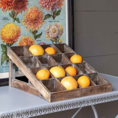 Seed Packet Rustic Display Stand