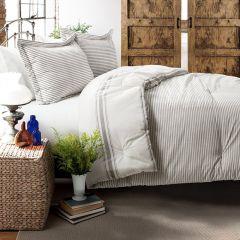Lovely Stripe Bedding 3 Piece Set