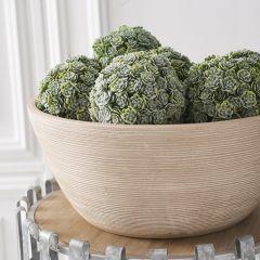 Minimalist Terracotta Bowl