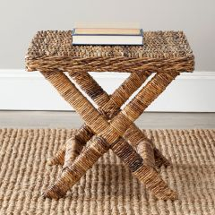 Woven Cottage Bench