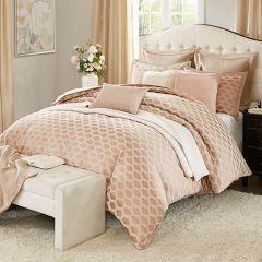 8 Piece Chic Romance Comforter Set