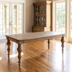 Old Country Farmhouse Dining Table