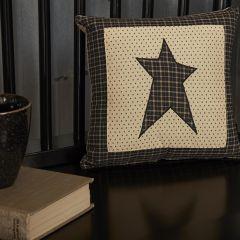 Primitive Star Farmhouse Throw Pillow