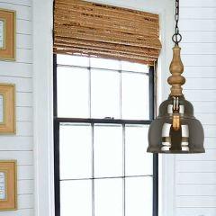 1 Light Farmhouse Pendant
