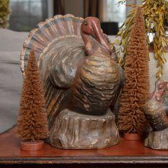 Tom Turkey Fall Decor 12 Inch