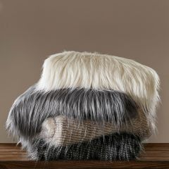 Luxurious Faux Fur Throw Blanket