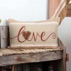 Ozark Farms Love Accent Pillow