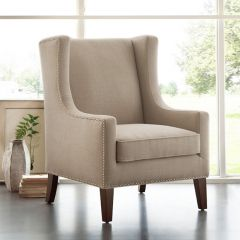 Stately Wing Chair