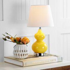 Modern Bold Double Mini Table Lamp