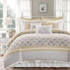 Cheerful Cozy Cotton Duvet Set