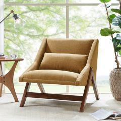 Retro Style Boomerang Chair