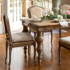 Oak Frame Dining Chair