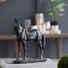 Regal Tabletop Horse Sculpture