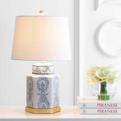 Elegant Ceramic Table Lamp Set of 2