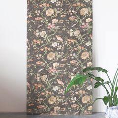 Dark Floral Decorator Paper