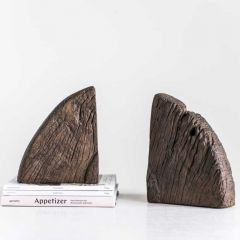 Nature Inspired Bookends