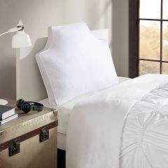 Oversized Headboard Pillow White