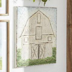 Iron Barn Wall Art