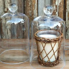 Candle Cover Bell Jar Cloche